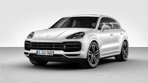Porsche Cayenne With Rims - even more 911 in an suv the new porsche cayenne turbo