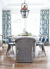 Blue Ikat Curtain Panels Cool White Ikat Curtains Designs With Black Printed Cotton Curtain