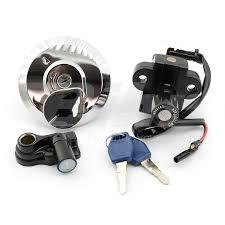 honda cbf 250 ignition switch set honda cbf 250 bihr es