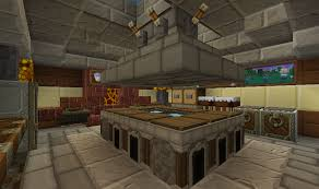 Kitchen Ideas Minecraft Minecraft Kitchen Free Home Decor Oklahomavstcu Us