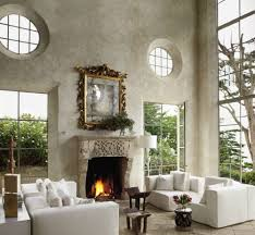 modern rustic living room ideas decorations rustic white living room idea with large glass