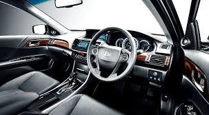 Honda Accord Interior India India Bound Honda Accord Facelift Launched In Malaysia