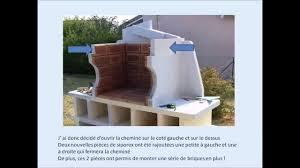 fabriquer meuble salle de bain beton cellulaire barbecue beton cellulaire exterieur evtod