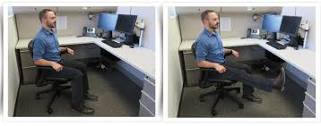 leg exercises at desk exercises you can do at your desk
