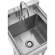 trinity stainless steel utility sink trinity store