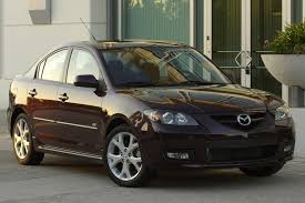 maintenance schedule for 2008 mazda 3 openbay