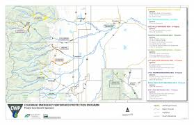 Greeley Colorado Map by Maps Of Projects By Watershed Colorado Emergency Watershed
