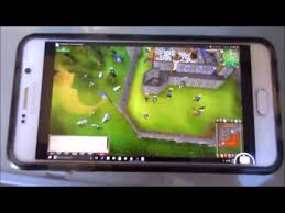 how to play runescape on android how to runescape on mobile devices android ios