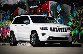 gunmetal jeep cherokee customized jeep grand cherokee exclusive motoring miami fl