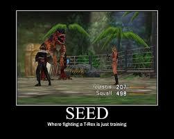 Final Fantasy Memes - final fantasy viii motivational by nukid101 on deviantart