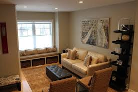 Second Wind  Family Room Makeover - Casual family room ideas