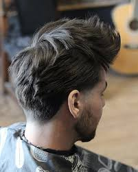 pic of back of spiky hair cuts best hairstyles for men spikes