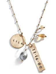 Personalized Charms 9 Beautiful Designs Of Charm Necklaces In Trend Styles At Life