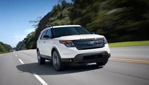 Ford Explorer Mpg - 2013 ford explorer sport blends performance and fuel economy
