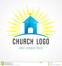 Church House Church House Logo Stock Vector Image 47938604