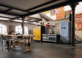 arredamento country vintage industrial loft urban shabby chic
