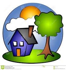 Tiny House Cartoon Clipart House House Rural Scene Clip Art 2 2776078 100 Clipart