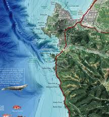 Point Lobos State Reserve Map by Coastal California
