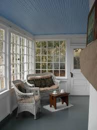 Concept Ideas For Sun Porch Designs Appealing Sun Porch Ideas The Blue Ceiling And Loving Door