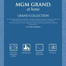 amazon com mgm grand hotel at home grand collection all season