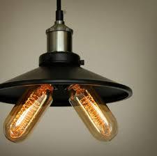 nordic simple bar pendant lamp loft industrial creative vintage