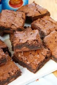 terry s chocolate orange brownies moist chocolatey and
