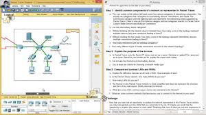 1 2 4 5 packet tracer network representation youtube
