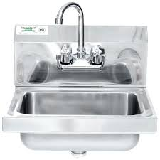 wall mounted ss sink stainless steel wall mounted sinks double basin wall mounted