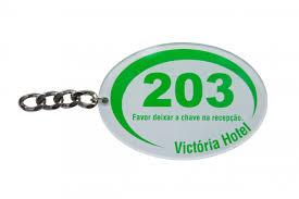 Amado Chaveiro Acrílico Hotel - MR Sul Minas | Brindes, Canetas, Canecas  &LM34