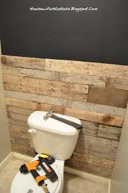 bathroom accent wall ideas diy tutorial pallet bathroom wall bathroom accent wall