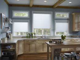 New Ideas For Kitchens Kitchen Window Treatment Ideas Diy Wood Valance An Inexpensive