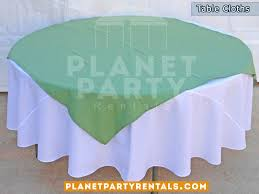cheap tablecloth rentals tablecloths