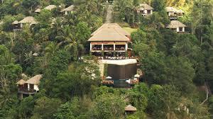 compare villas ubud luxury hotel u0026 resort hanging gardens bali