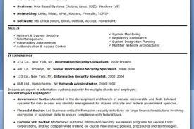 cyber security specialist resume sample professional charge entry
