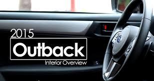 subaru outback interior 2015 subaru outback interior design u0026 features morrie u0027s brooklyn