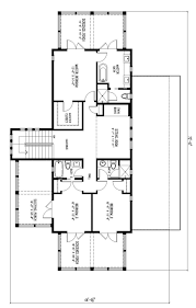 Home Plan Com by Beach Style House Plan 4 Beds 4 50 Baths 2348 Sq Ft Plan 443 2