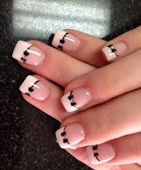 50 bow nail designs and design