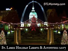 holiday lights st louis st louis holiday light displays activities 2017 stl mommy