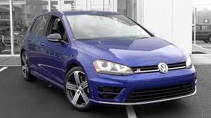 2016 volkswagen golf r review youtube