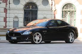 Novitec Rosso Tunes The 2010 Maserati Quattroporte S