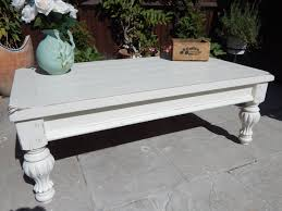 Shabby Chic Coffee Tables Country Chic Coffee Table Rascalartsnyc