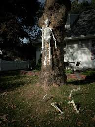 Ideas For Outdoor Halloween Decorations by 16 Best Outdoor Halloween Decorations Images On Pinterest