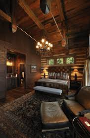 Rustic Bedroom Lighting Stunning Rooms To Get Ideas For One Bedroom Cabin Plans From