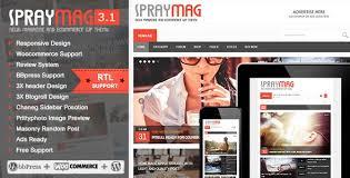 design magazine site 200 breathtakingly beautiful news magazine wordpress themes buildify