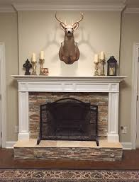 best 25 stacked stone fireplaces ideas on pinterest stone