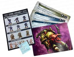 40k first strike starter set a peek inside bell of lost souls