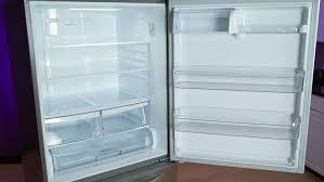 lg bottom freezer french door refrigerator lg ldcs24223s bottom freezer refrigerator review cnet