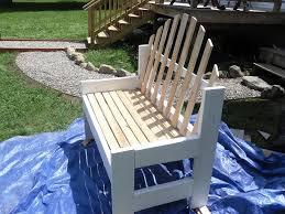 How To Build A Garden Bench Upcycled Garden Bench U2013 Diy