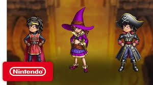 dragon quest vii u0027s social mechanics explained in new tablet trailer