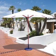 Galtech Patio Umbrellas by Galtech Sunbrella 11 X 8 Ft Aluminum Oval Patio Umbrella Hayneedle